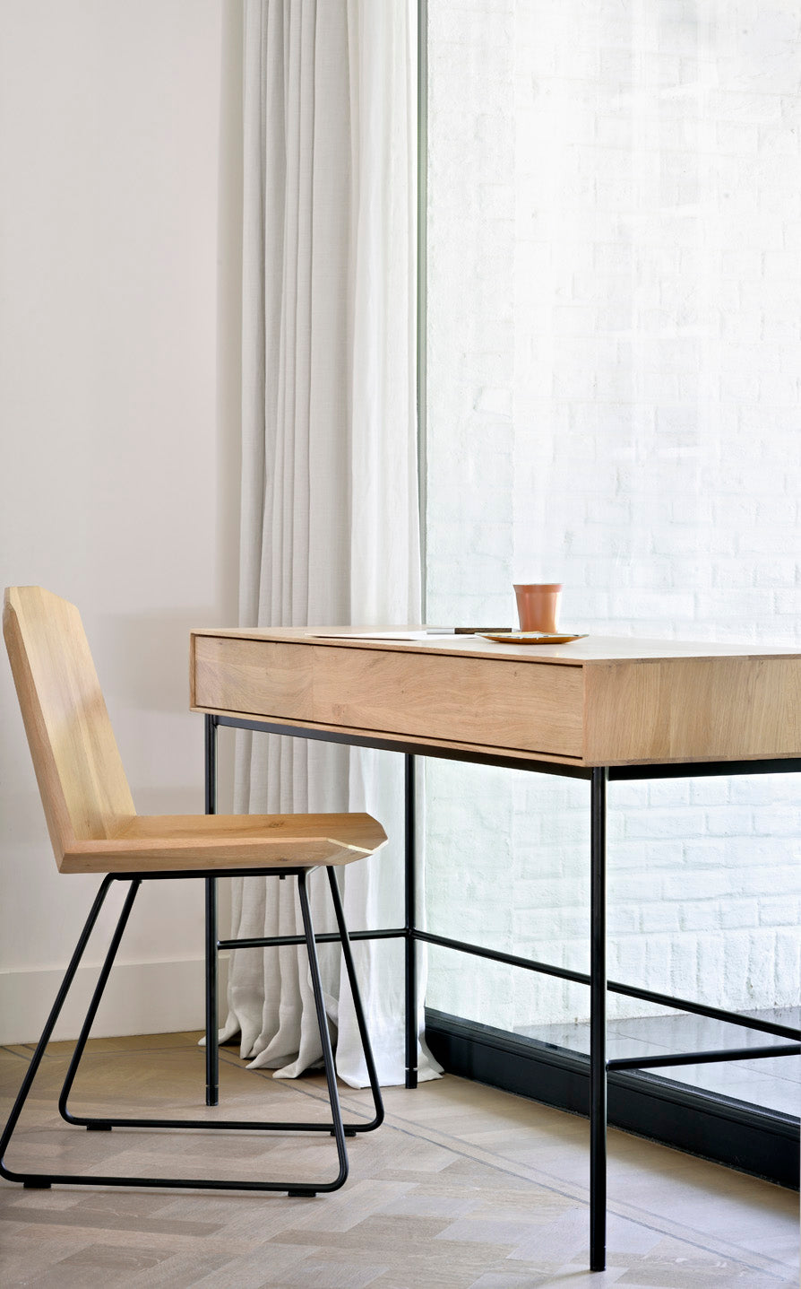 Whitebird Desk - Oak