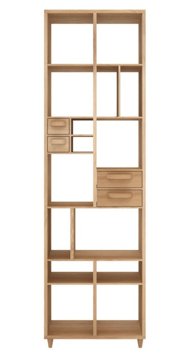 Pirouette Bookshelf - Oak