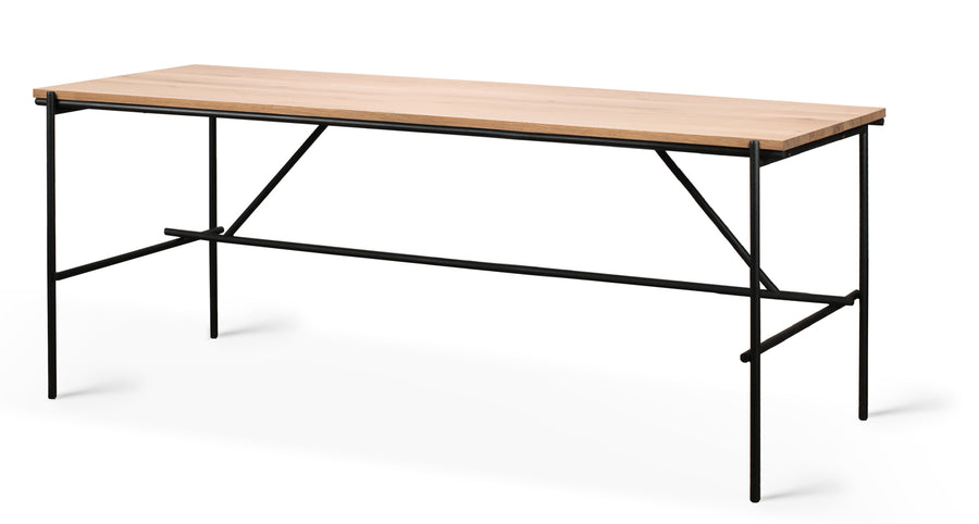 Oscar Desk - Oak