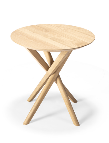 Mikado Side Table - Oak