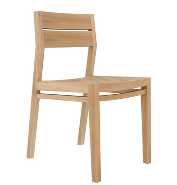 Ex 1 Chair - Oak