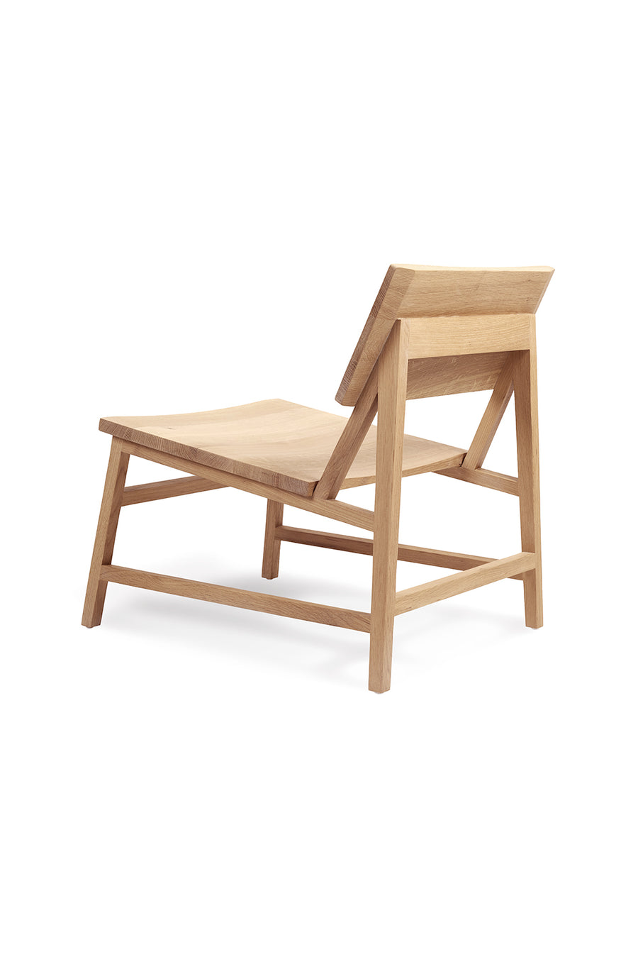 N2 Lounge Chair - Oak