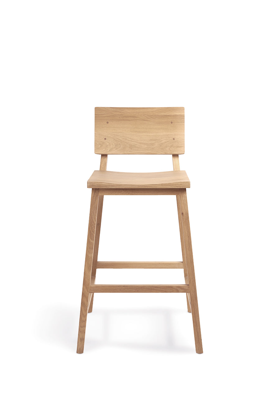 N3 Counter Stool - Oak