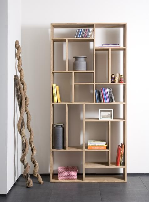 M Rack Tall - Oak