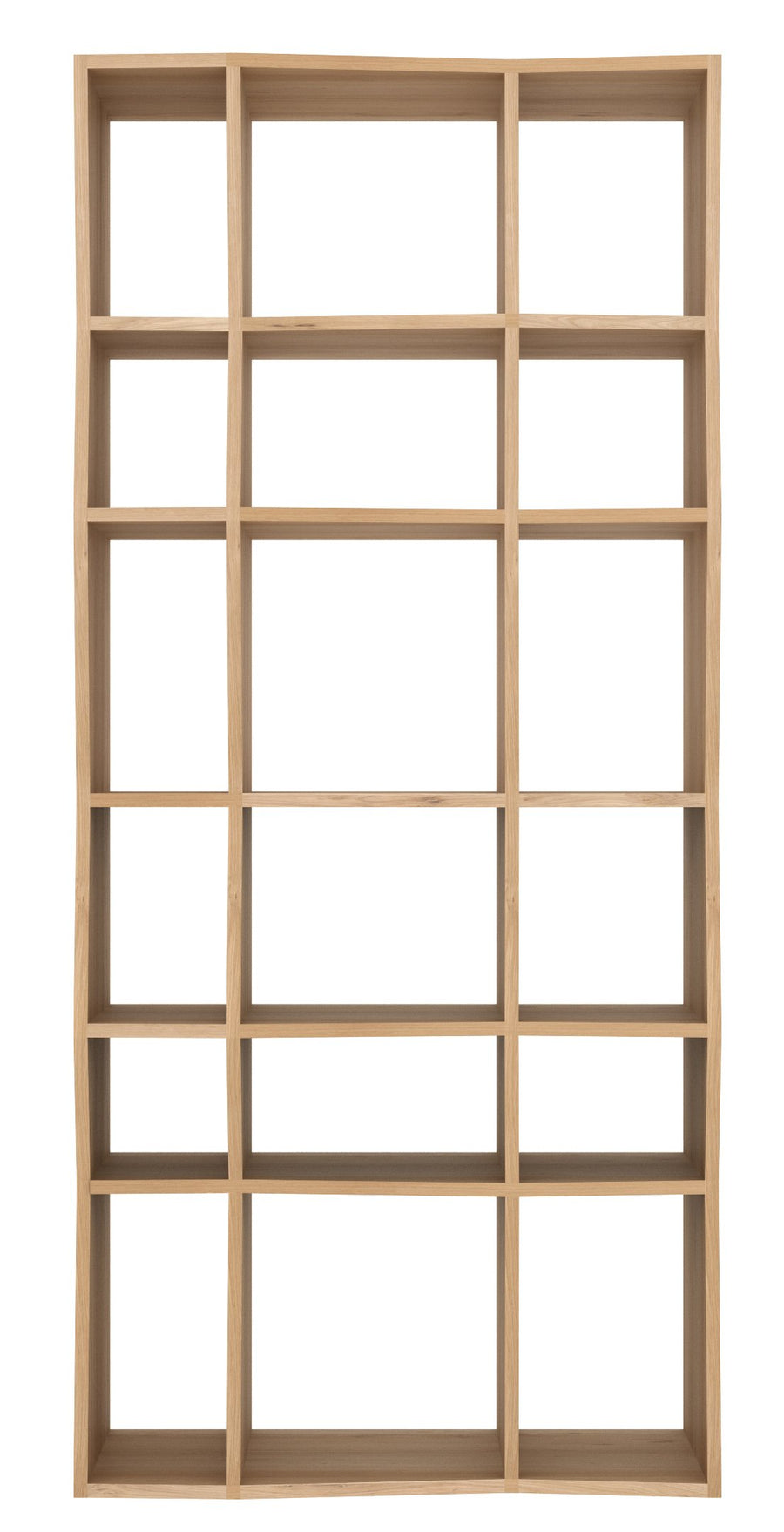 Z Rack Small - Oak