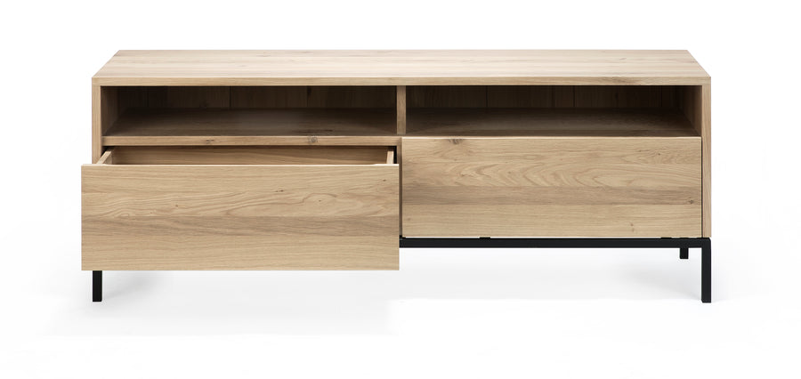 Ligna TV Cupboard - 2 drawers
