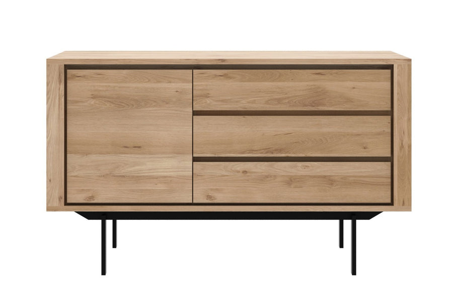 Shadow Sideboard with Black Base - 1 Door