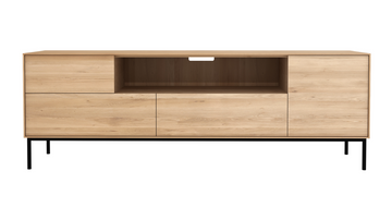 Whitebird Media Cabinet - Oak