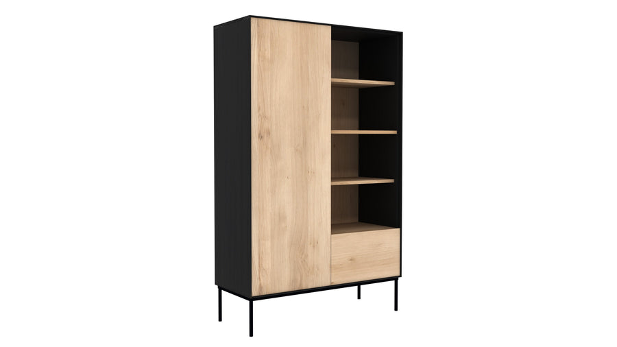 Blackbird Storage Cupboard - Oak