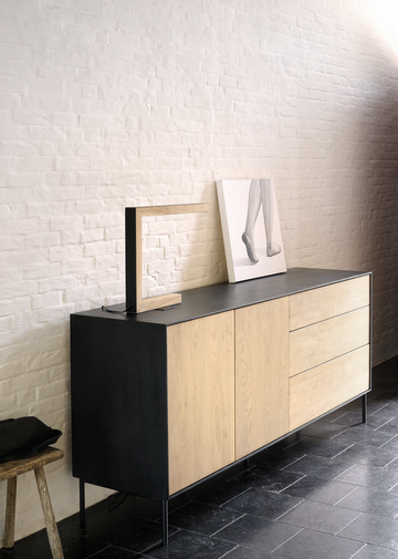 Blackbird Sideboard - 2 Doors + 3 Drawers