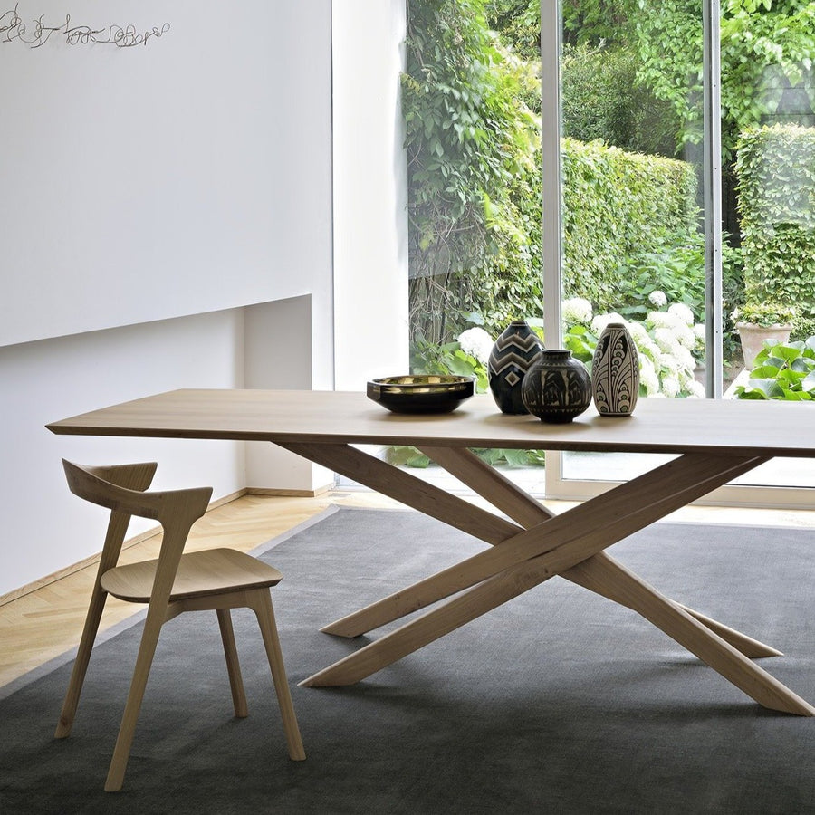 Mikado Dining Table Rectangular - Oak