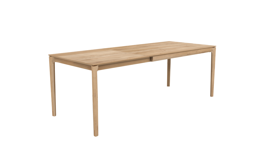 Bok Extendable Dining Table - Oak