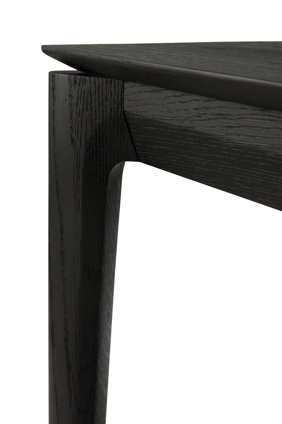 Bok Bench - Black Oak