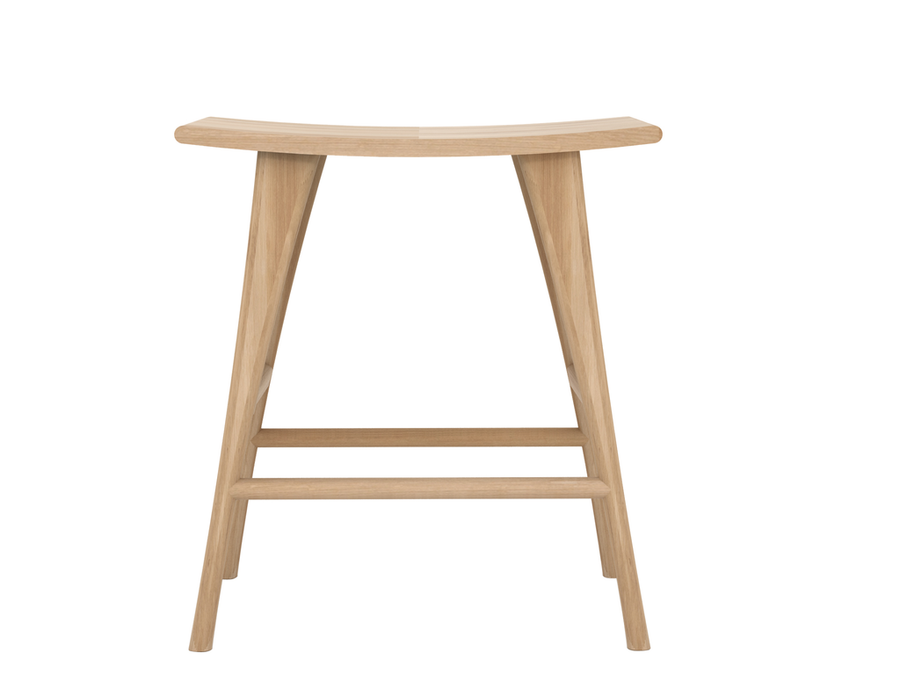 Osso High Stool - Oak