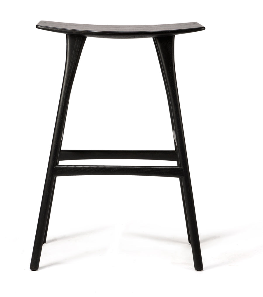 Osso Barstool - Black Oak