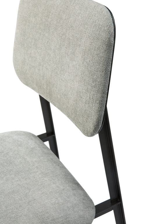 DC Dining Chair - Light Grey