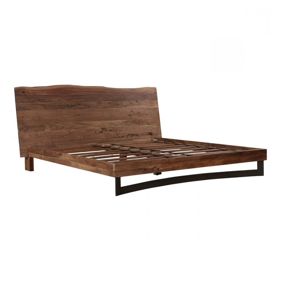 Leviathan Live Edge Bed