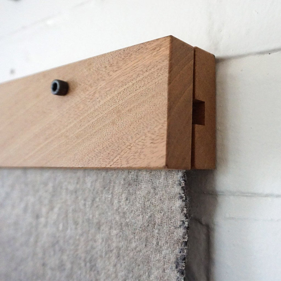 Wall Mount - Mahogany
