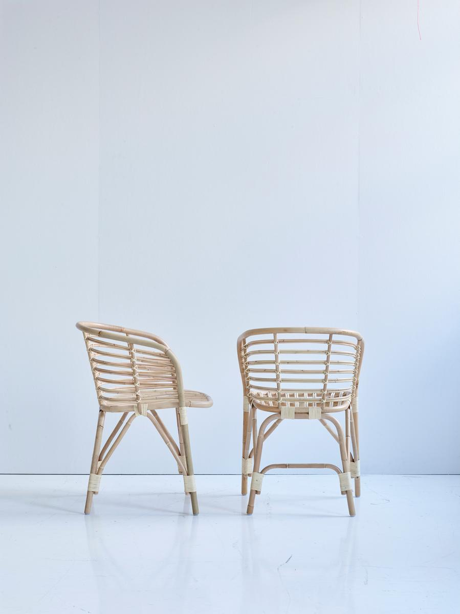 Blend Chair - Natural Rattan / Indoor