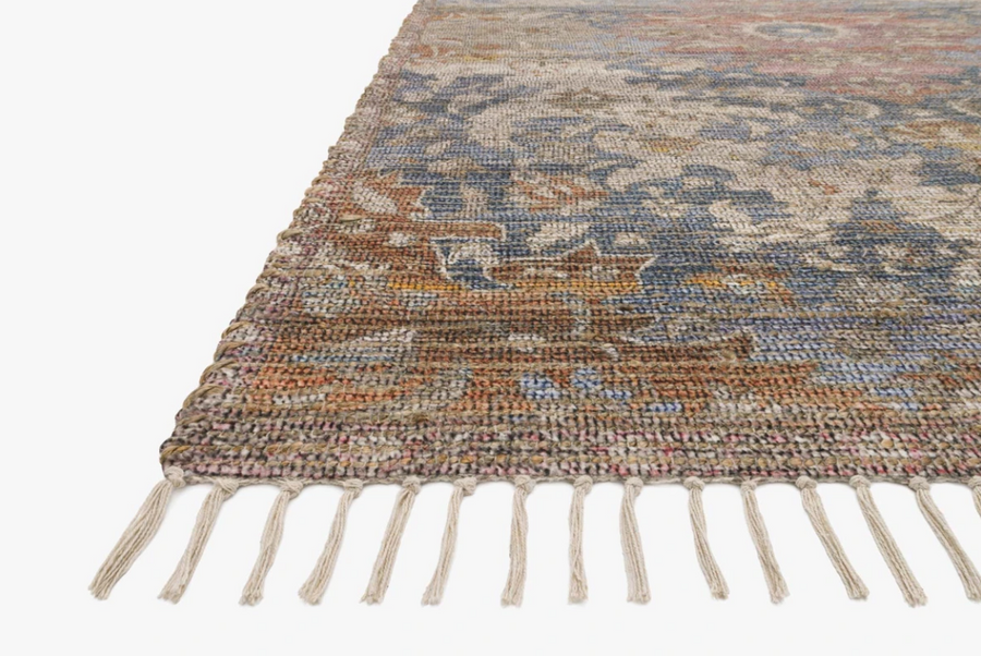 Cornelia Rug - Denim / Multi