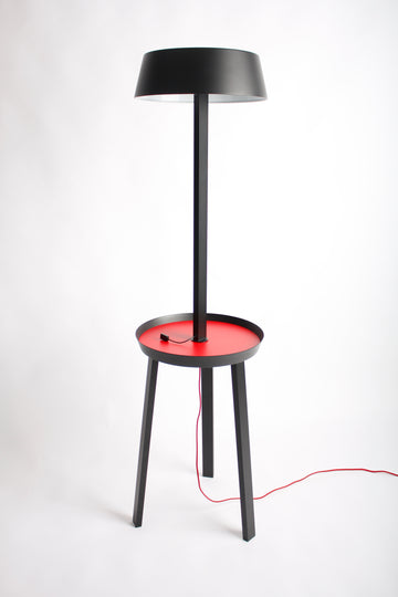 Carry Floor Lamp - Black