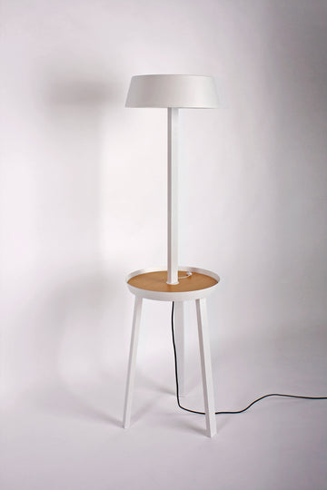 Carry Floor Lamp - White