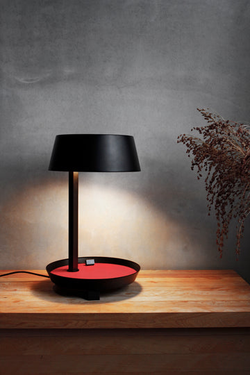 Carry Mini Table Lamp - Black