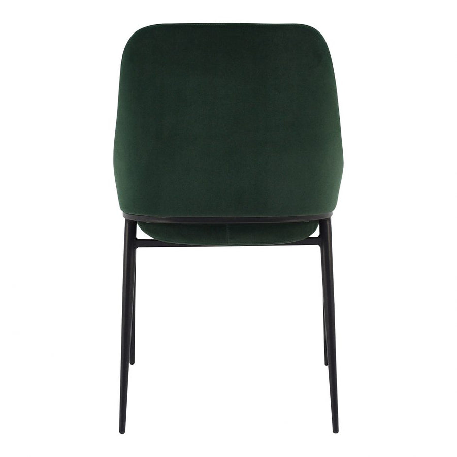 Panther Chair - Green Velvet