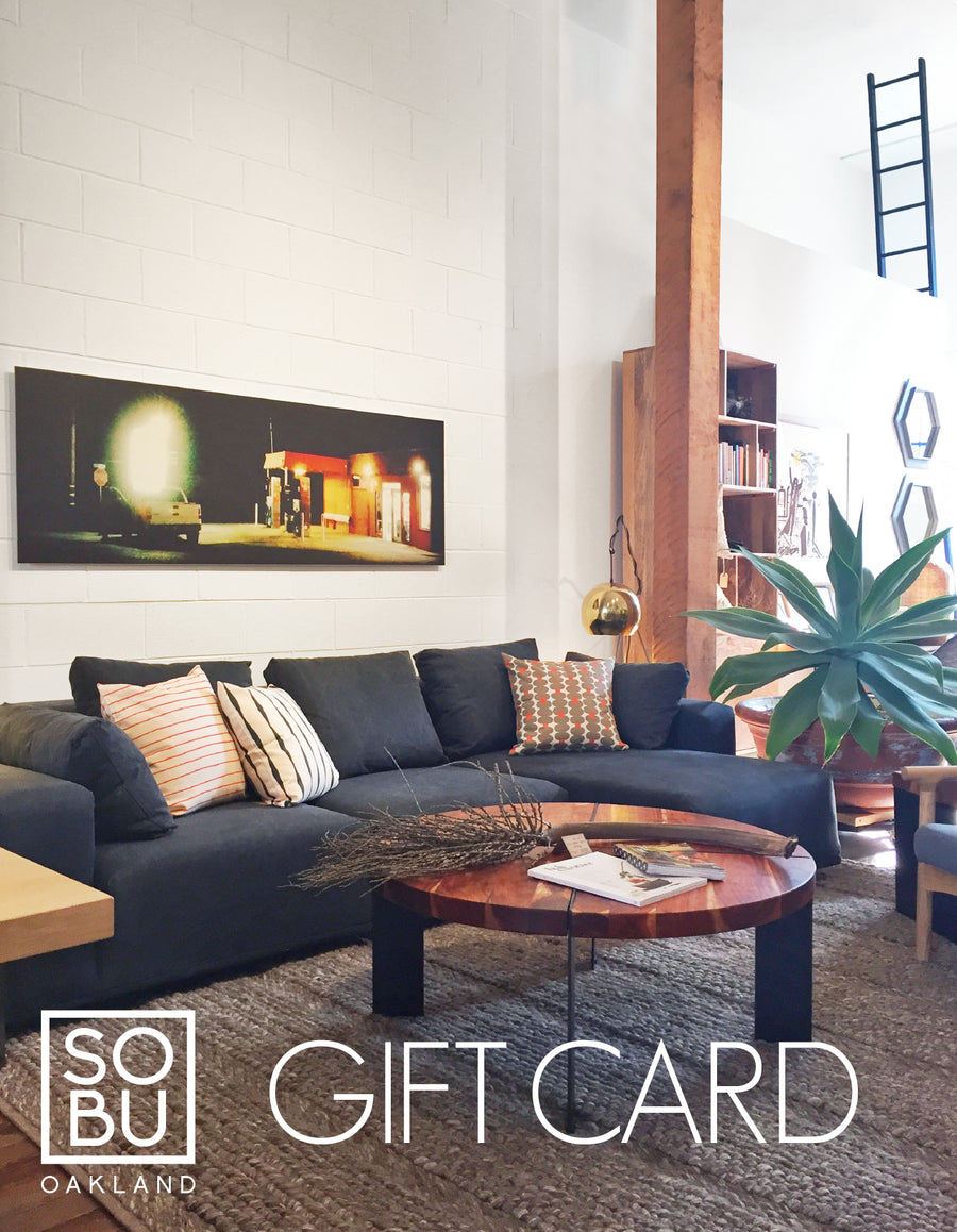 The SOBU Digital Gift Card