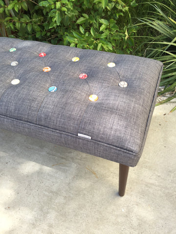 SOBU Oakland - Button Bench