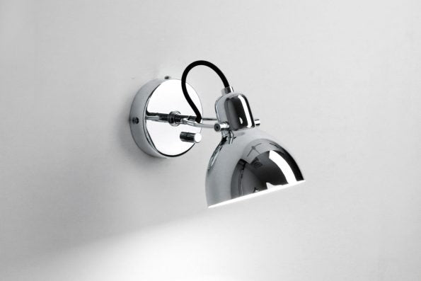 Laito Mini Wall Lamp - Chrome