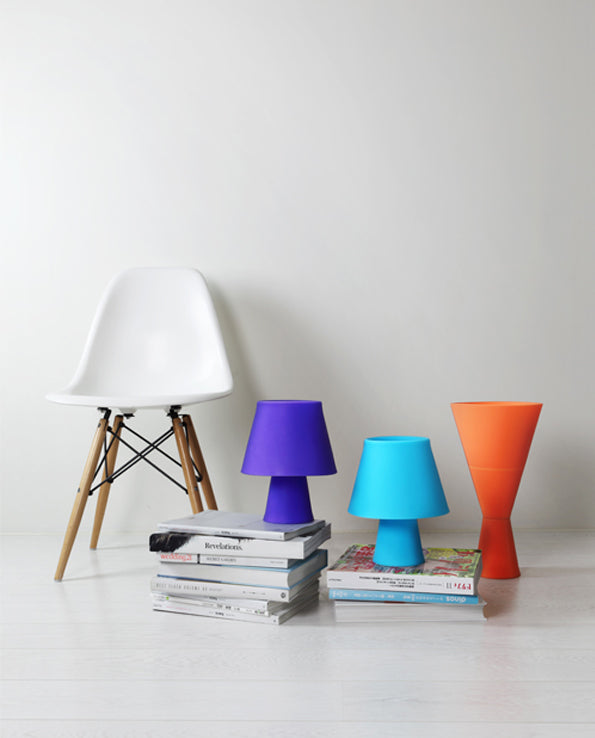 Numen Table Lamp - Purple
