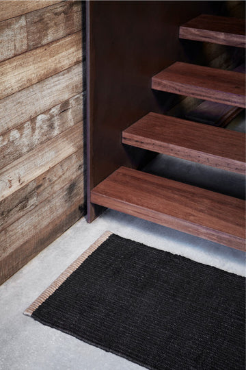 Nest Weave Entrance Mat - Charcoal