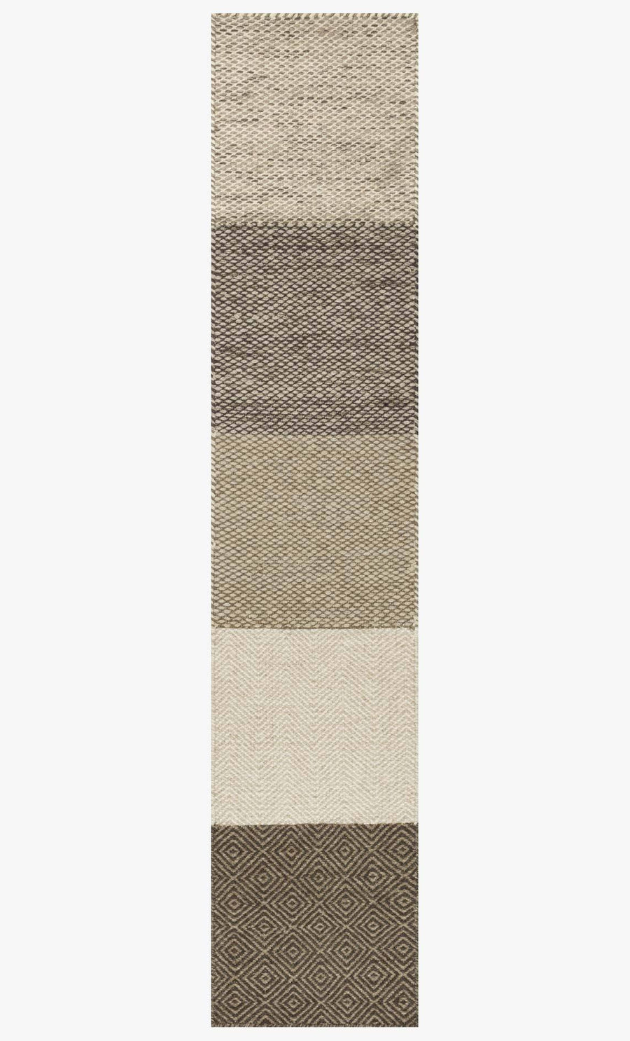 Oakwood Rug Swatch / All Colors