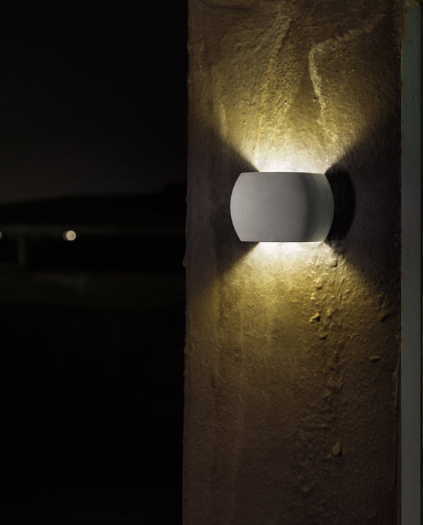 Castle Wall Round Lamp