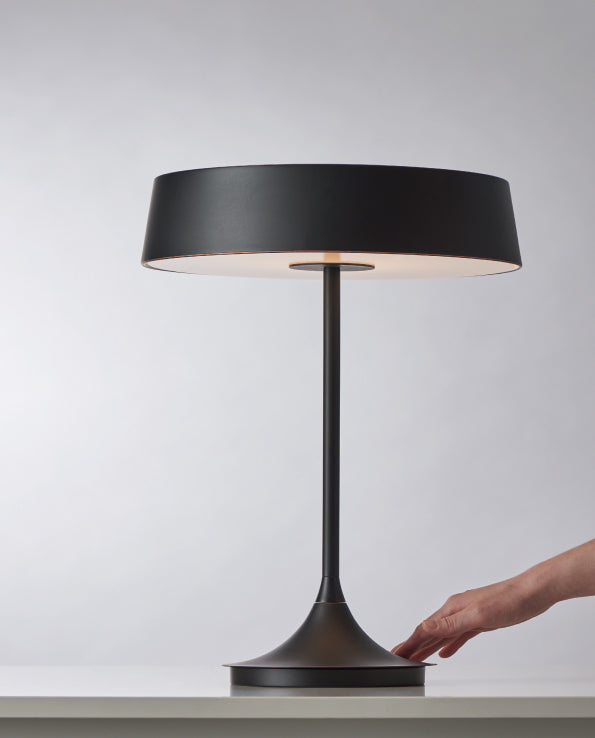 DJ LED Table Lamp - Black