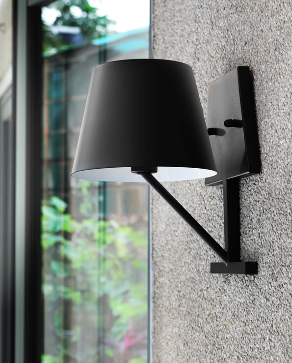 Concom Wall Lamp - Black