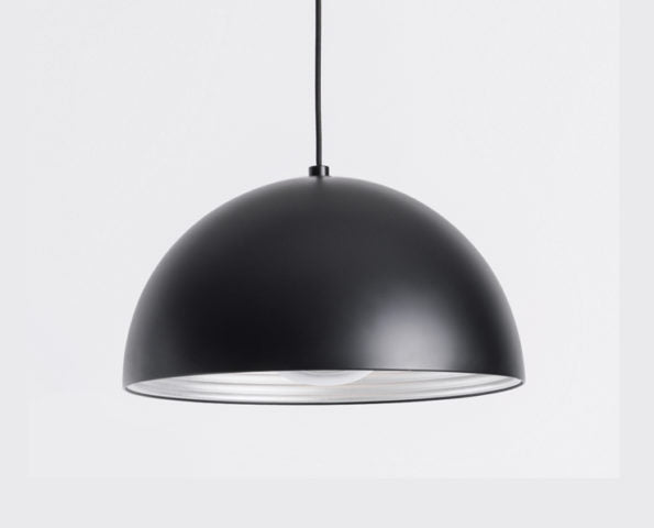 Dome Pendant - Matte Black