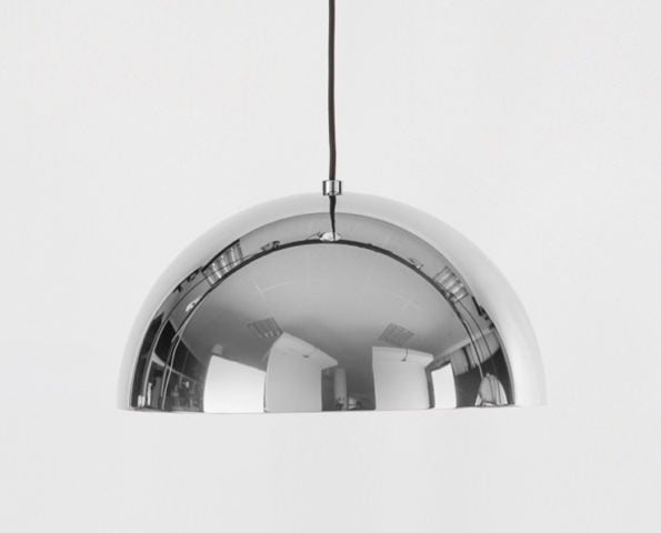 Dome Pendant - Chrome
