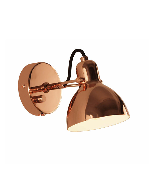 Laito Mini Wall Lamp - Copper