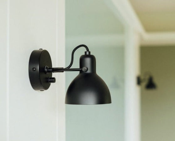 Laito Mini Wall Lamp - Black