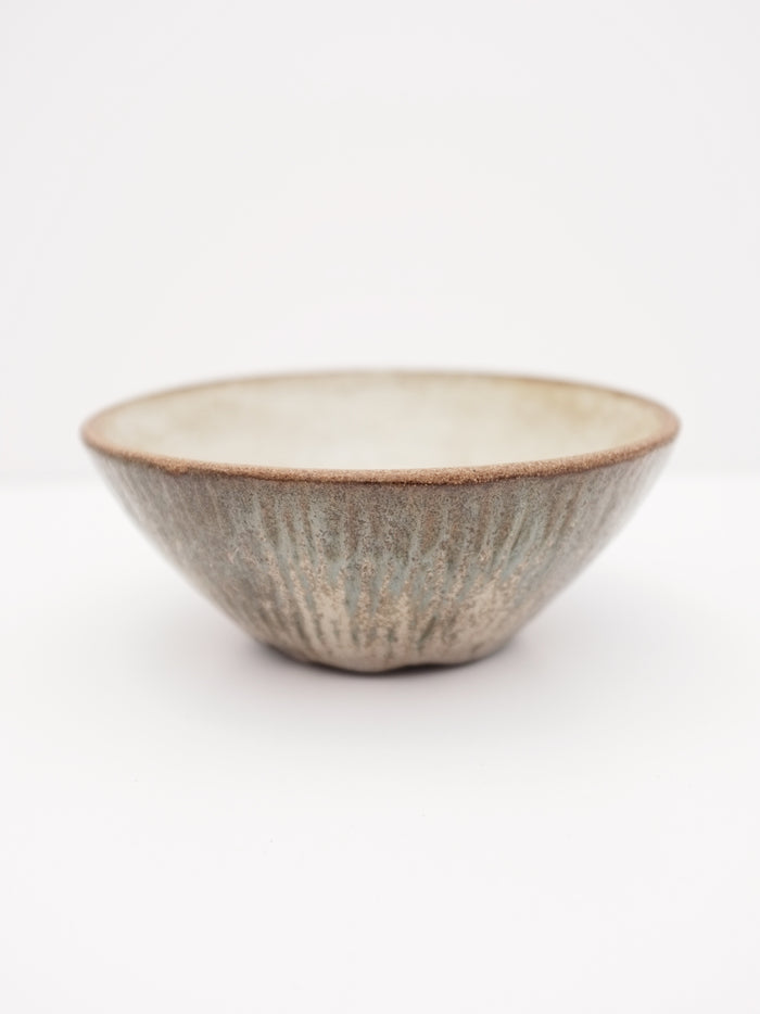 Cereal Bowl - The Progress Collection (White Chamois)