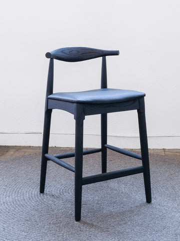 Copenhagen Counter Stool - Black Ash