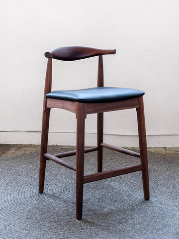 Copenhagen Counter Stool - Walnut