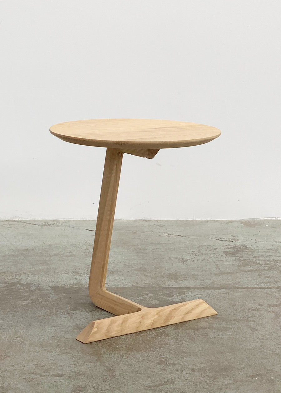 Teena Side Table - White Ash