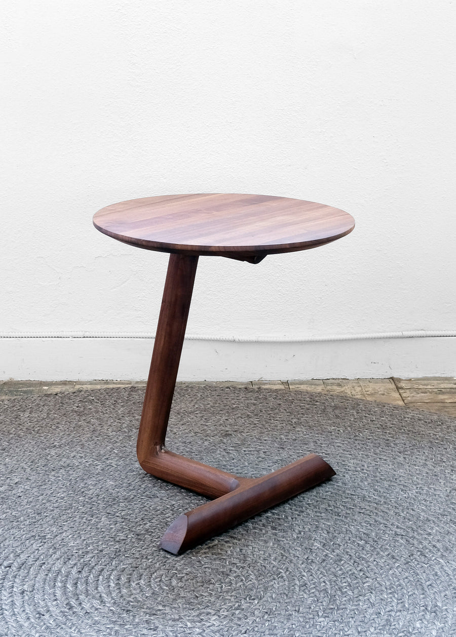 Teena Side Table - Walnut