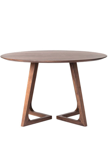 SOBU Oakland - Celine Round Dining Table