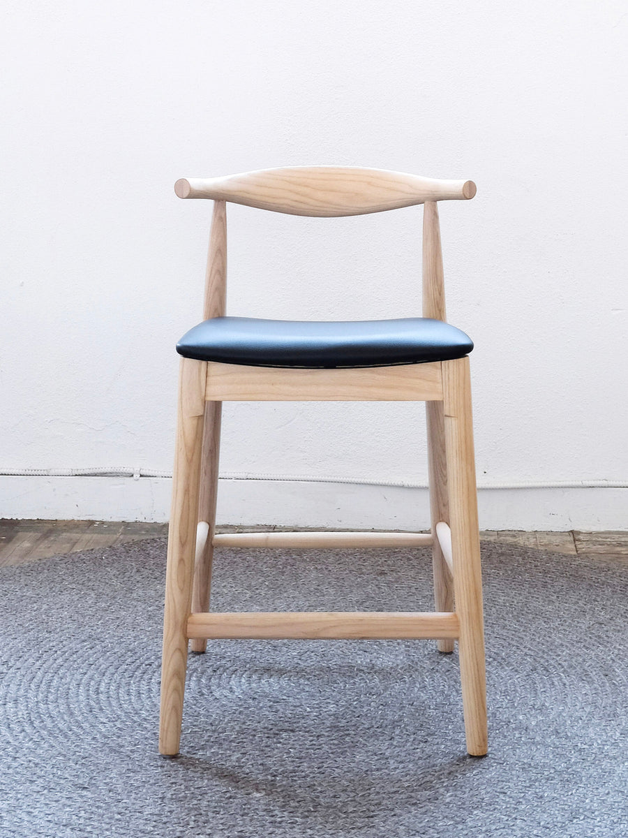 Copenhagen Counter Stool - White Ash