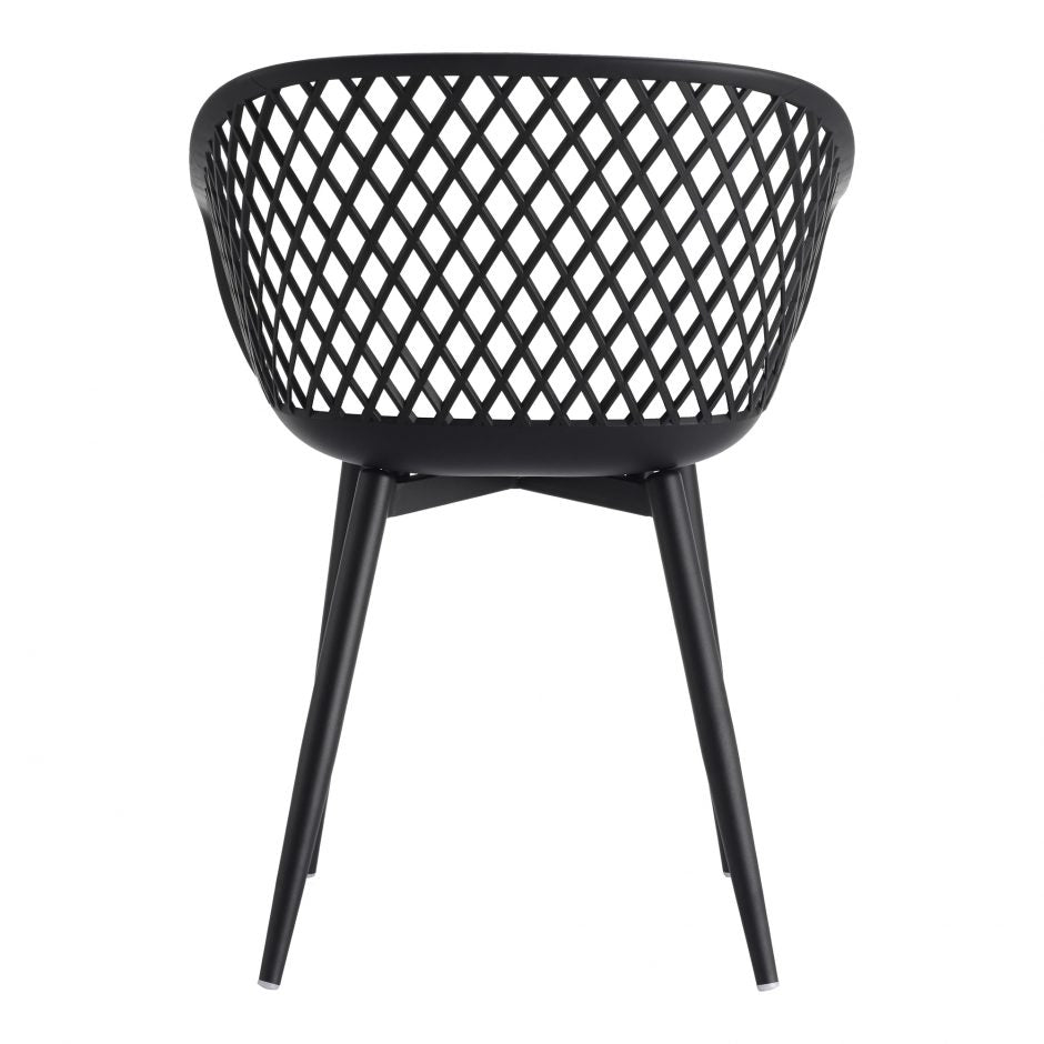 Dante Outdoor Chair - Black