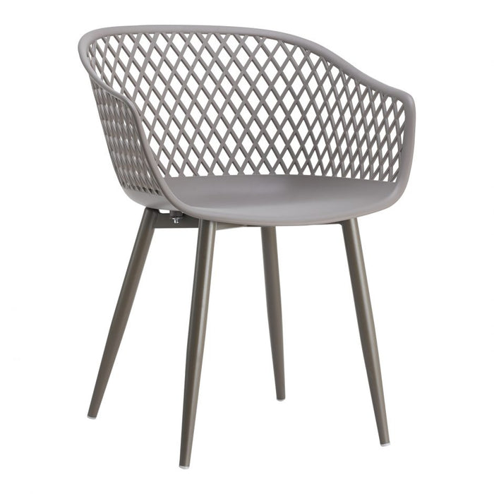 Dante Outdoor Chair - Grey